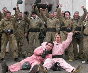 Paintball Skirmish Port Augusta
