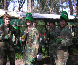 Paintball Skirmish Lakes Entrance