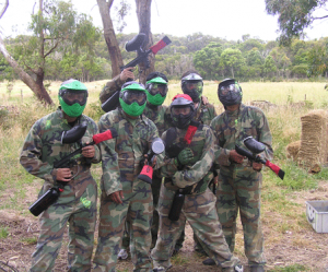 Paintball Skirmish Albany