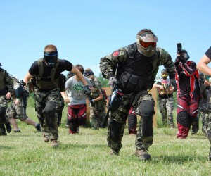 Paintball Skirmish Stanthorpe