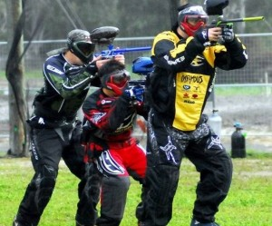 Paintball Skirmish Castlemaine