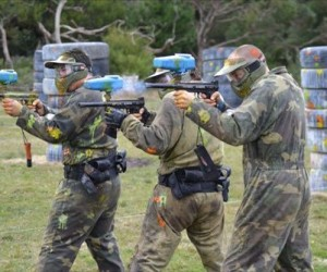 Paintball Skirmish Kingston