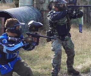Paintball Skirmish Bradford