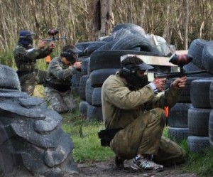 Paintball Skirmish Newbury
