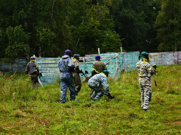 Paintball Skirmish Eden