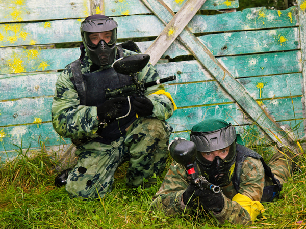 Paintball Skirmish Sydney