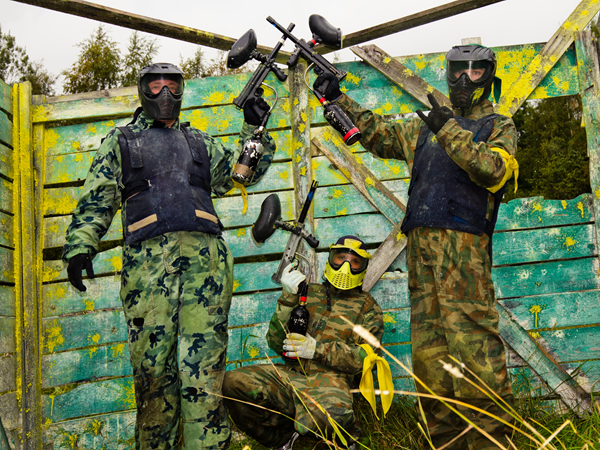 Paintball Skirmish Naracoorte