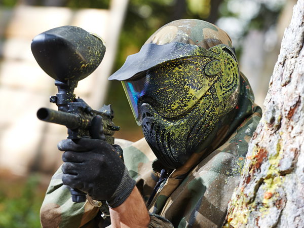 Paintball Skirmish Cornwall