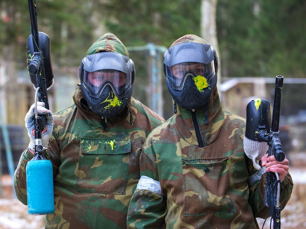 Paintball Skirmish Ulverstone