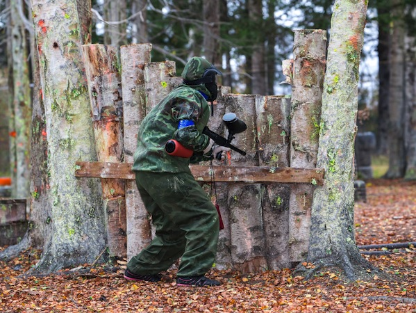 Paintball Skirmish Taunton