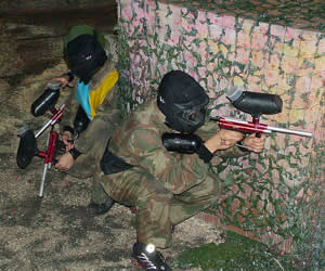 Paintball Skirmish Exeter