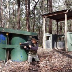 Paintball Skirmish Yarrawonga