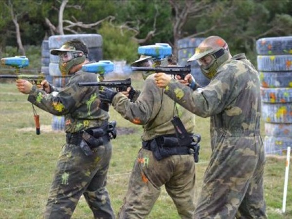 Paintball Carrum Downs, VIC, 0